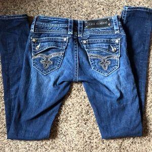 Rock Revival Skinny Jeans 👖